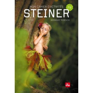 """Mon cahier d'activités Steiner """"Eté""""- Monique Tedeschi"""