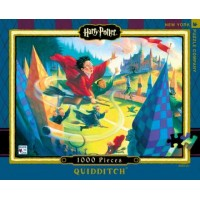 "Puzzle ""Quidditch"" - New york puzzle company"
