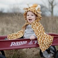 Cape Girafe 2-4 ans