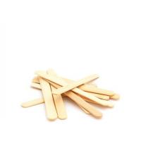 24 bâtonnets réutilisables en bambou pour glaces