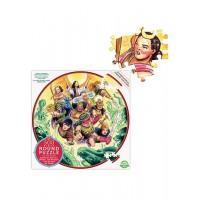 Puzzle 500 pièces rond - déesses et guerrières