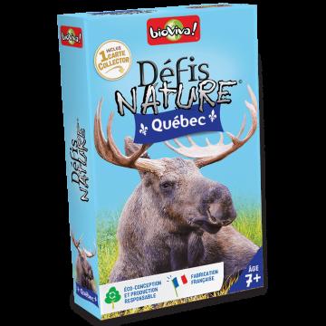 Défis Nature- Québec