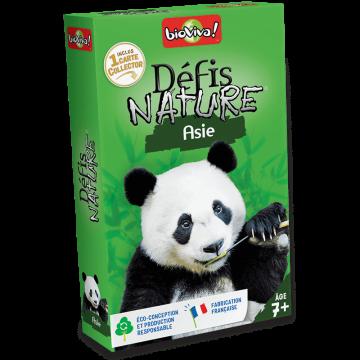 Défis Nature- Asie