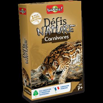 Défis Nature- Carnivores