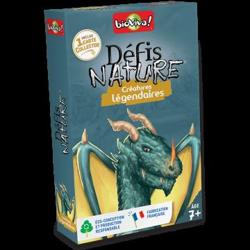 Défis Nature- Créatures légendaires