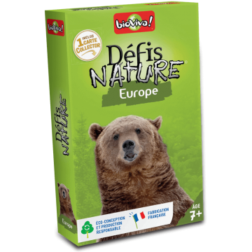 Défis Nature- Europe