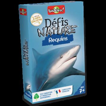 Défis Nature-Requins