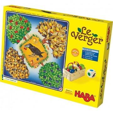 Le verger : jeu coopératif Haba
