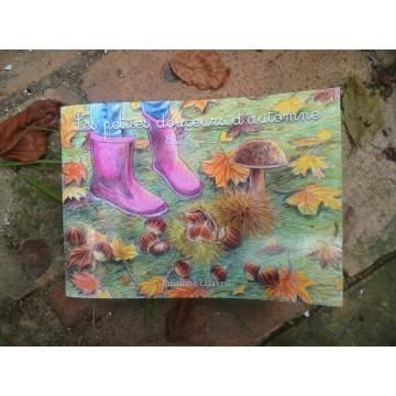 Les petites douceurs d'automne - Ethel Ravidat