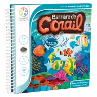 Jeu magnétique : Barrière de corail