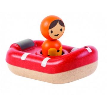 Le bateau du garde-côte