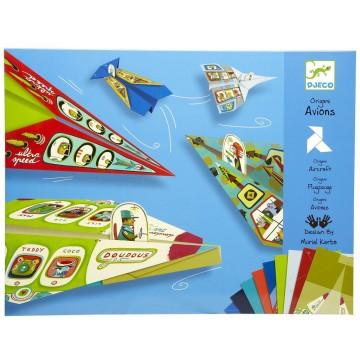 "Origami ""Avions"""