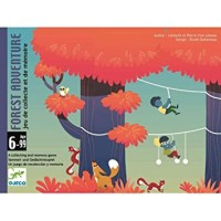 Jeu de cartes Forest Adventure