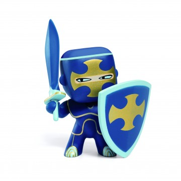 Dark blue Knight - Chevalier Arty toys