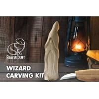 Kit Beavercraft : Magicien à sculpter
