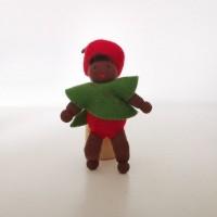 Bébé cerise - peau noire