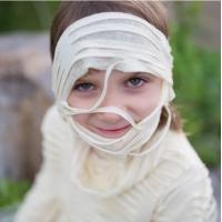 Costume de momie avec pantalon : 3-5 ans