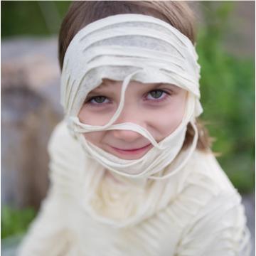 Costume de momie avec pantalon : 5-7 ans