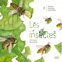 Les insectes : 21 histoires naturelles