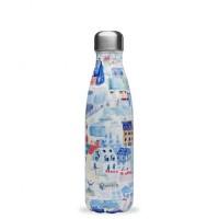 Bouteille isotherme inox - Toits de Paris - 500 ml - Qwetch
