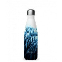 Bouteille isotherme - Glacier - 500ml - Qwetch