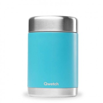 Boîte repas isotherme- turquoise 650 ml
