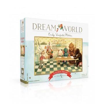"""Puzzle """"Kitchen dream"""" - New york puzzle company"""
