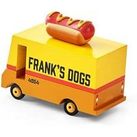 Hot dog van - Candylab