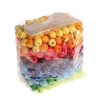 480 perles en bois 12 mm