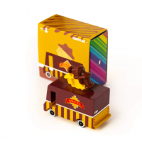 Camion gaufres - Candylab