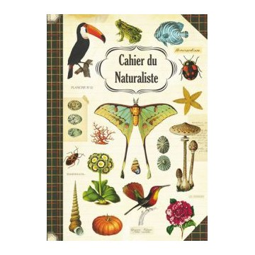 Cahier imagiers - cahier du Naturaliste