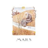 """Carte postale """"Mars"""" - Elsa Beskow"""