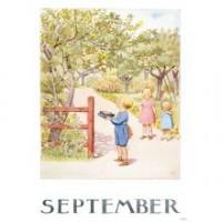 Carte postale September