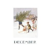 Carte Postale Decembre