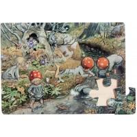 Elsa Beskow 'Kabouterkinderen' Puzzel