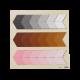 """Puzzle """" dégradés de couleurs : gris-rose-marron"""""""