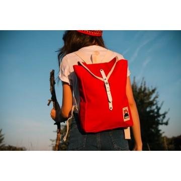Ykra Sac Scout-rouge