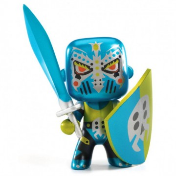 Metal'ic Spike Knight - Chevalier Arty Toys - édition limitée
