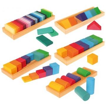 """Set de construction """"Formes et Couleurs"""" -1"""