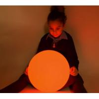 Grande sphère lumineuse