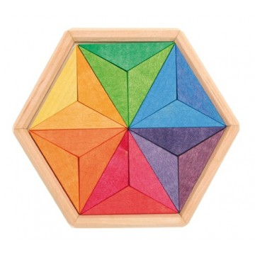"""Petite étoile """"couleurs complémentaires"""""""