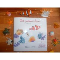 Petit poisson clown - Ethel Ravidat