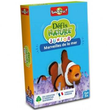 Défis Nature Junior-Merveilles de la mer