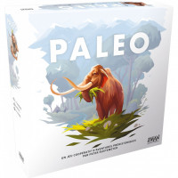 Paléo : jeu coopératif d'aventures préhistoriques
