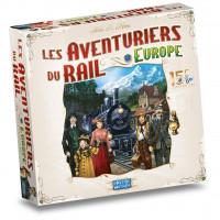 Les Aventuriers du Rail - Europe 15 ème anniversaire
