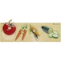 """Encastrements géants """"légumes"""""""