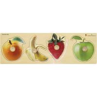 """Encastrements géants """"fruits"""""""