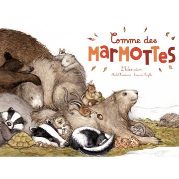 Comme des marmottes : l'hibernation