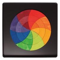Puzzle magnétique cercle de Goethe