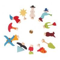 Assortiment de figurines